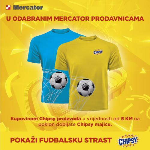 Chipsy Football POKLON MAJICA FB BiH Mercator 01